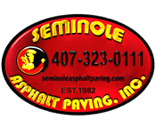 Seminole Asphalt Paving, Inc. Logo